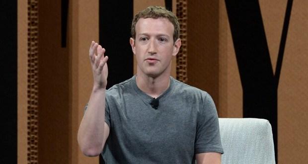 Facebook Boss, Mark Zuckerberg