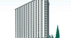 Firm plans 18-storey wooden residential tower in Vancouver