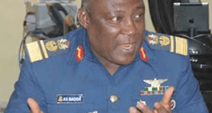 EFCC Raids Alex Badeh's Home