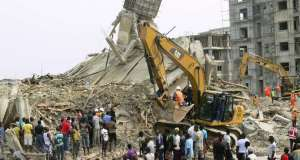 Lekki Building Collapse