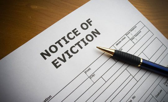 Landlord & Tenant Matters: Time To Serve A Quit Notice