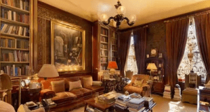 New York Home of Late John Gutfreund Goes on Sale for $120million