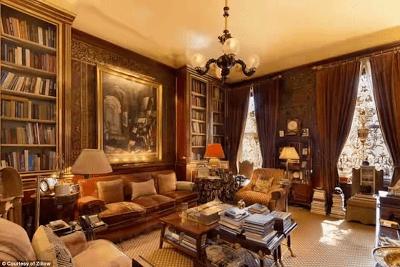 New York Home of Late John Gutfreund Goes on Sale for $120million