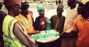 NEMA Pleads With IDPs Not To Sell Relief Materials