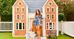 Tamara Ecclestone Shows Off Daughter's Incredible £10k Playhouse