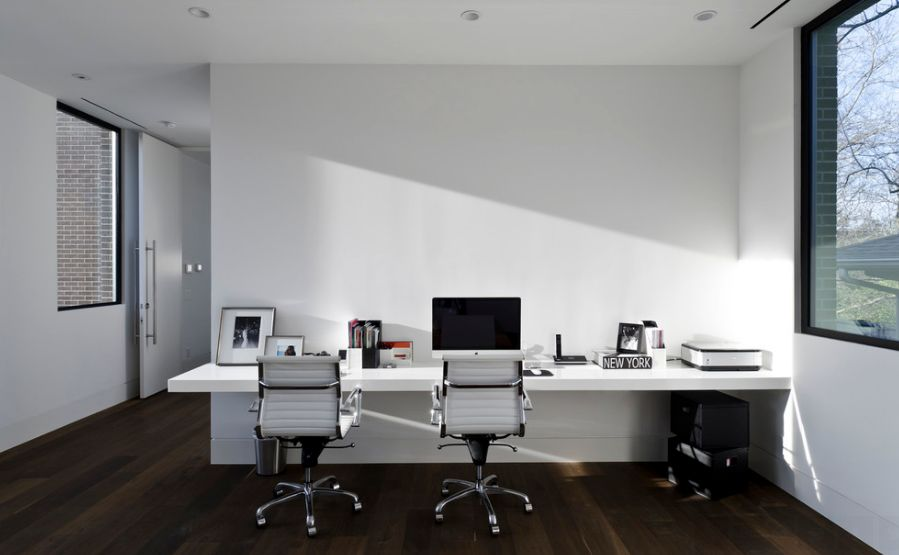 Why You Should Paint Your Office Walls In Any Colour But White