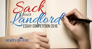 Sack your Landlord Essay Competition 2016