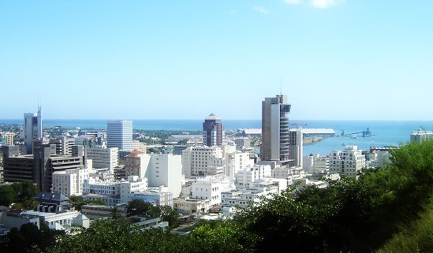 Port Louis_Skyline-Mauritius