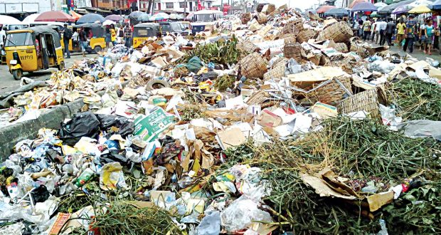 Epidemic looms in Imo State over abandoned refuse heap