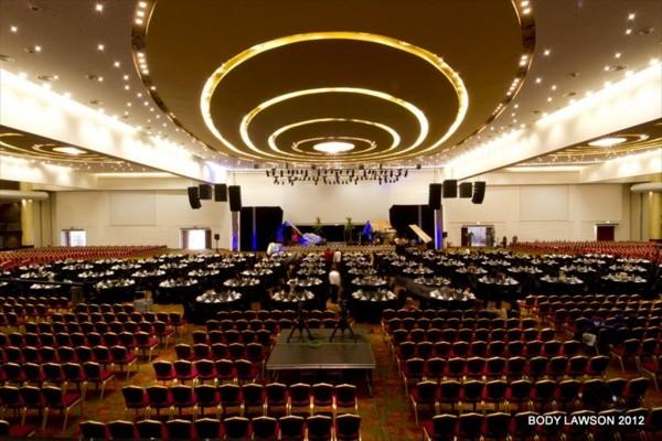 Top 5 Event Centres In Lagos - Eko Convention Centre