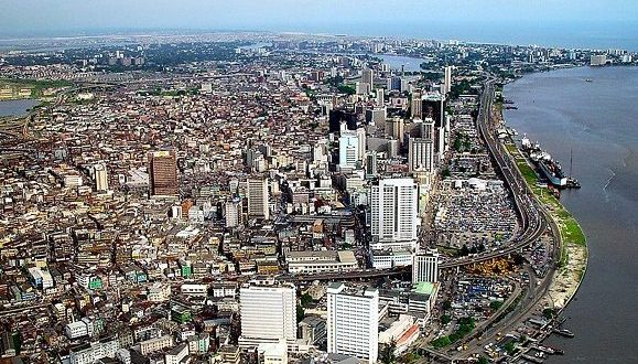 population and habitation in Lagos