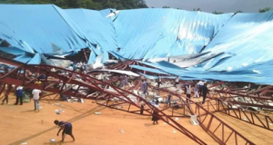 Survivors recount how Uyo church building collapsed