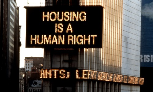 right to housing