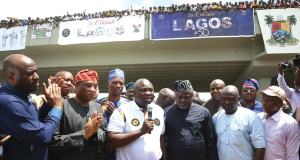 Ambode commissions Ajah, Abule-Egba flyovers