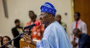 Ajimobi Seeks Cooperation on properties enumeration
