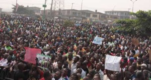 Ogun residents storm KICC Lagos in protest over house demolition