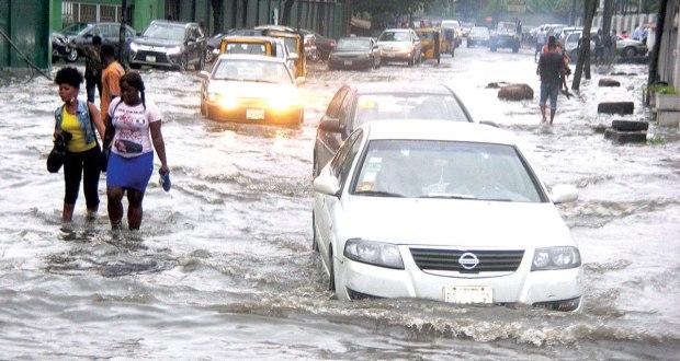 imminent flooding in Niger, Kwara and Kogi