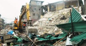 Developers condemn lack of professionalism leading to building collapse