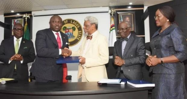 Ambode asks federal government to return Lagos land