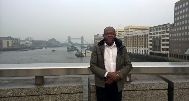Mr Lookman Oshodi on Lagos flooding
