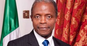 Osinbajo says FG will soon rehabilitate the collapsed bridge in Niger state