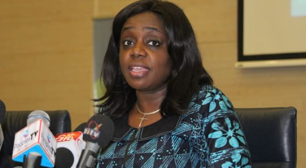 Finance minister,Kemi Adeosun