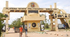 female hostel in the Jos campus of the Plateau State Polytechnic