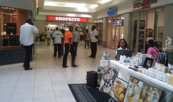 Nigeria's biggest shopping malls