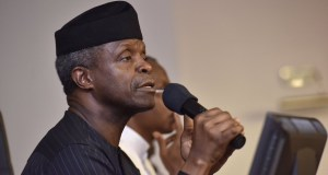 Osinbajo advises AU to review some of its tax laws
