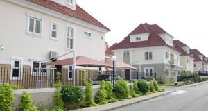 Financing real estate developments