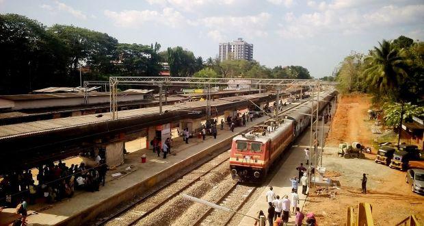 Lagos-Ibadan standard gauge rail