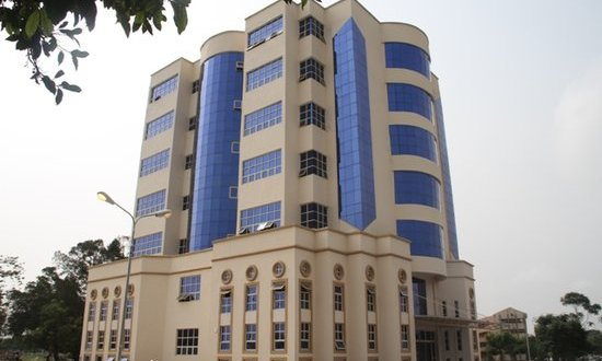 senate building of Nigerian Universities