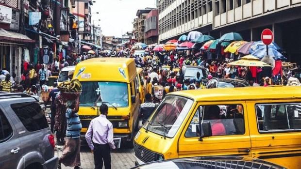 Lagos Economy Market