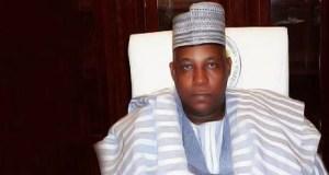 Borno APC government demolishes PDP secretariat
