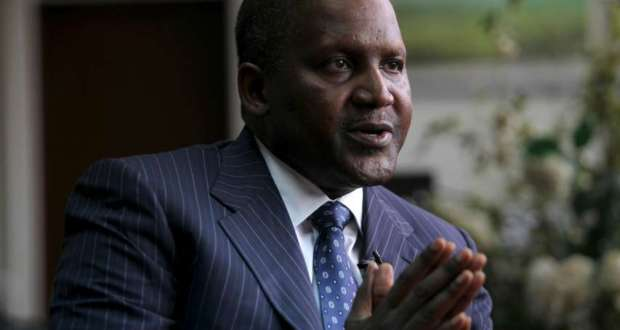Dangote set to commence Sugar plant construction in 6 states