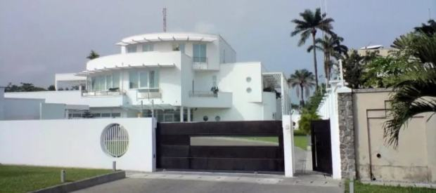 Aliko Dangote's House - Most Expensive Homes In Nigeria