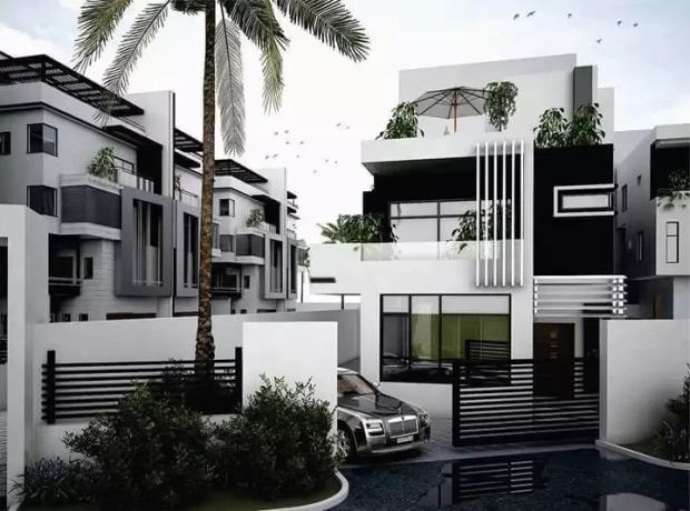 Femi Otedola House - Most Expensive Homes In Nigeria