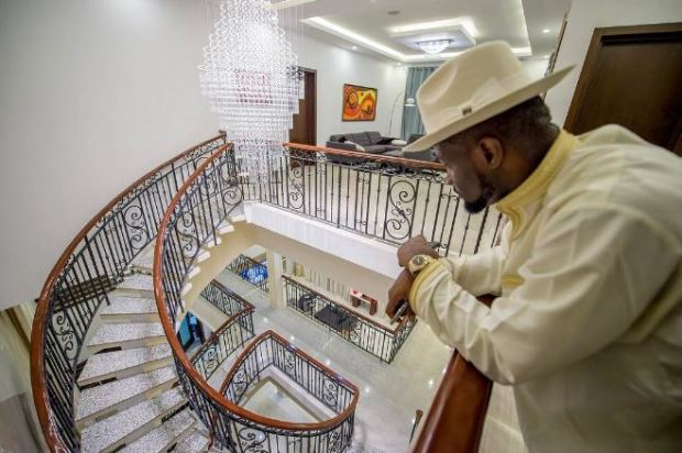 Paul Okoye House - Most Expensive Homes In Nigeria