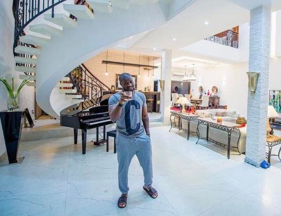 Peter Okoye House - Most Expensive Homes In Nigeria