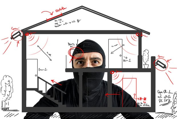 Home Security: 7 Simple Ways To Secure Your Home Against Robbery