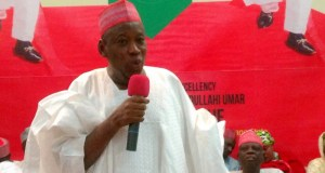 Kano State governor
