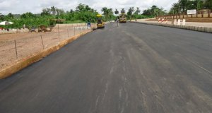 Niger road construction