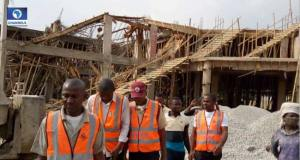 Ibadan building collapse
