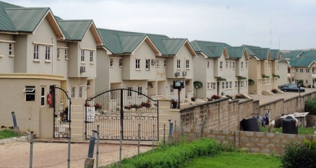 Enugu housing projects