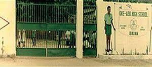 Oke-Ado High School