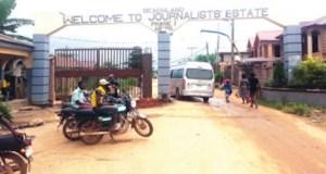 journalist estate