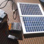 3000円からはじめる太陽光発電システム[自家発電・非常用電源]