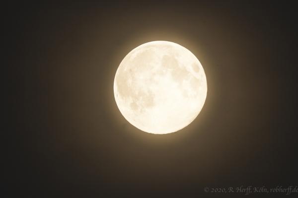 Mond - die Große Laterne