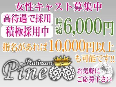 五反田セクキャバ「Platinum Pine」の高収入求人