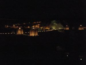 Hoover Dam at Night (c) AB Raschke